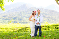 Kauai Intimate Wedding Photography