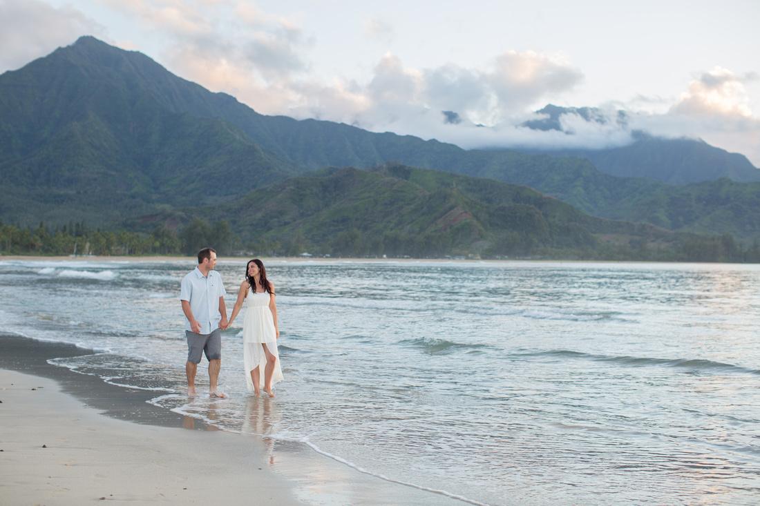 Kauai Engagement Photographer