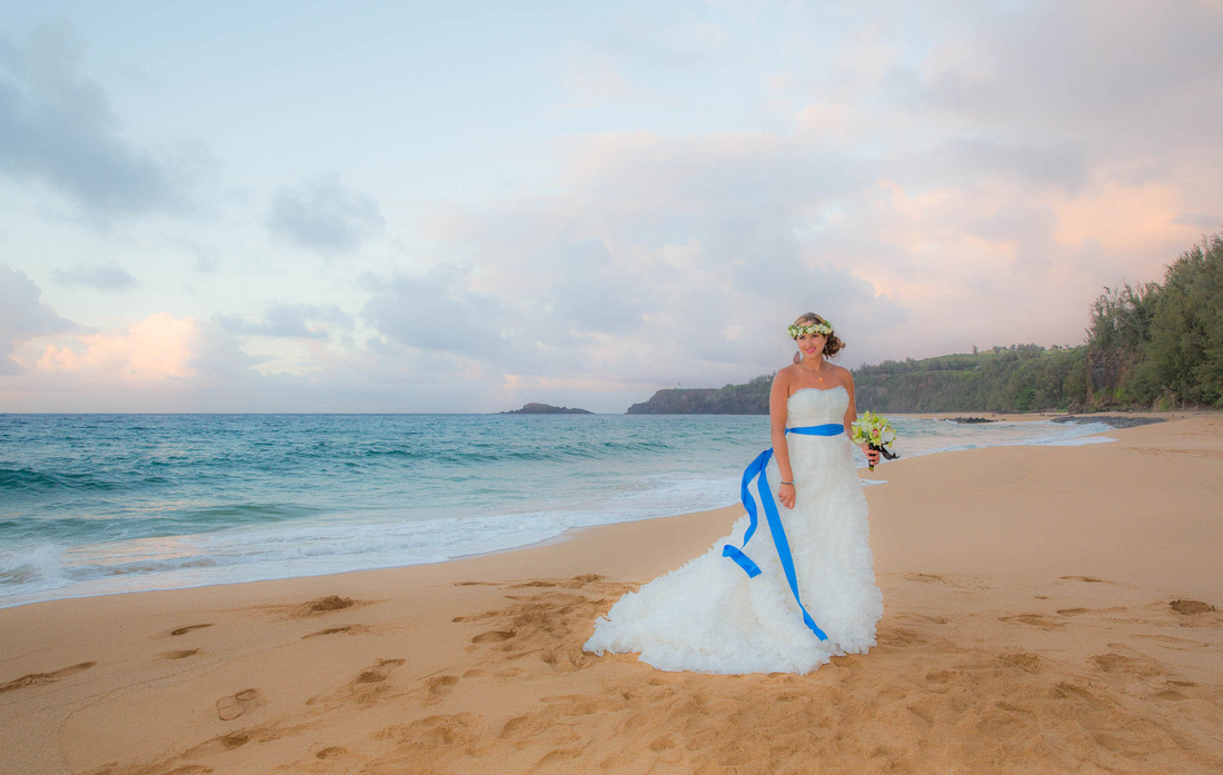 Kauai Wedding Photograher