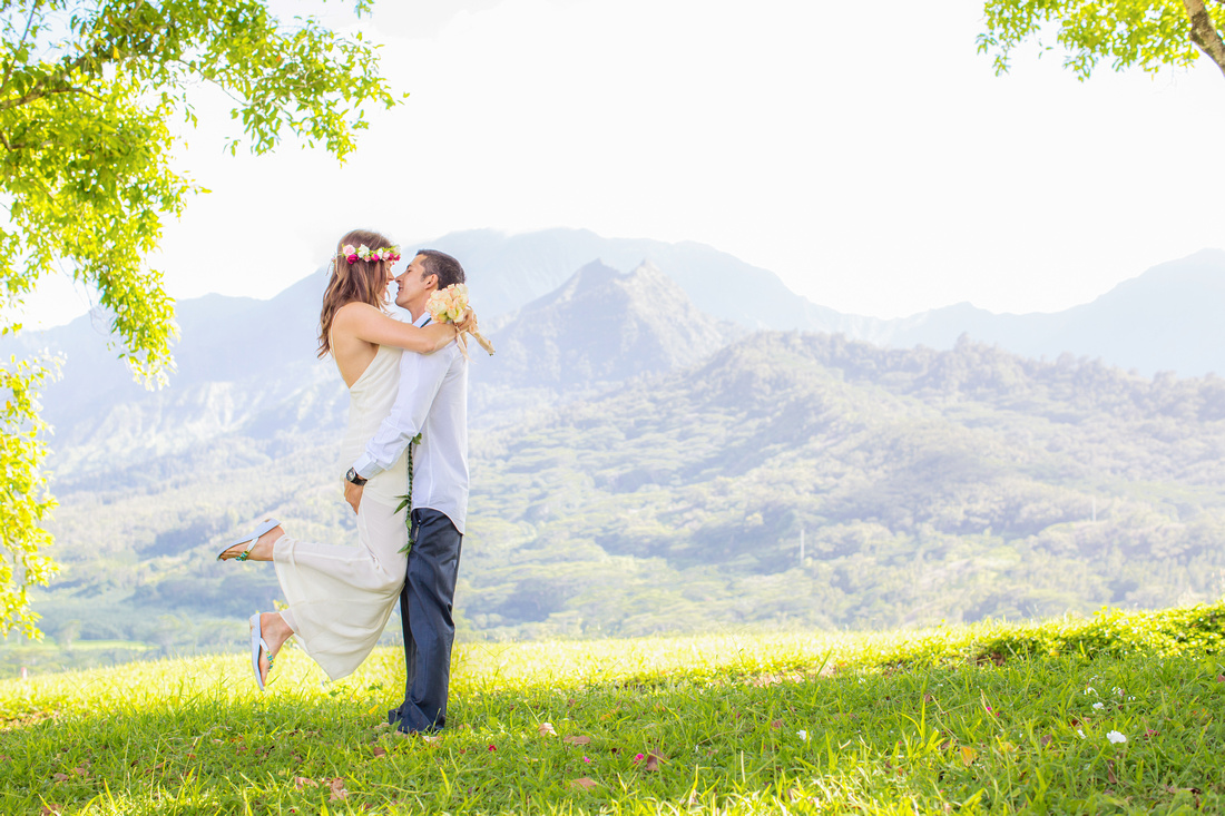 Kauai Intimate Wedding Photography-2