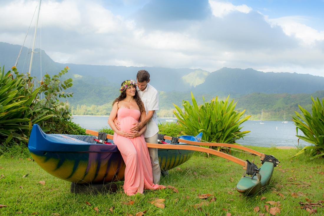 Kauai Maternity Portraits-61