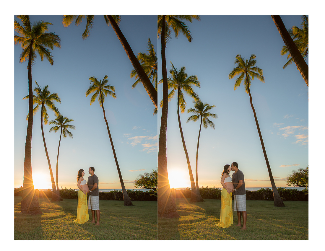 Hawaii Maternity Photographer
