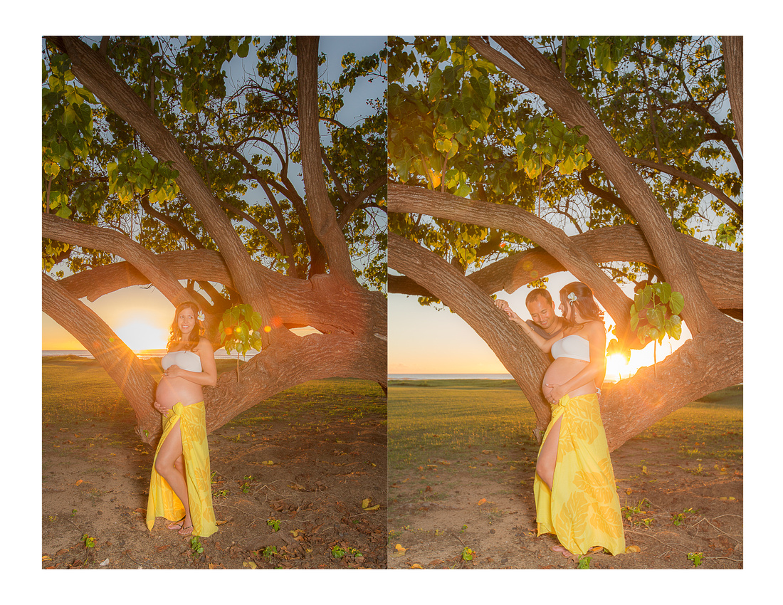 Kauai Maternity Portrait Photographer