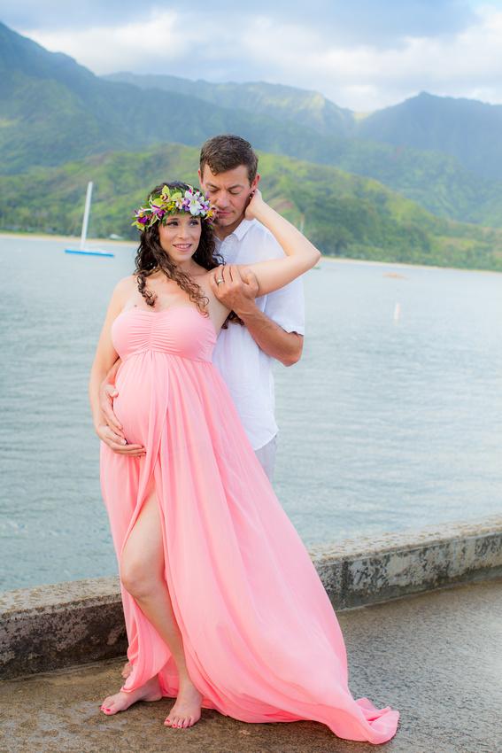 Kauai Maternity Portraits-45